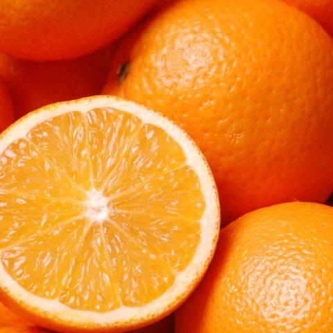 Valor Nutricional de la Fruta: Naranja