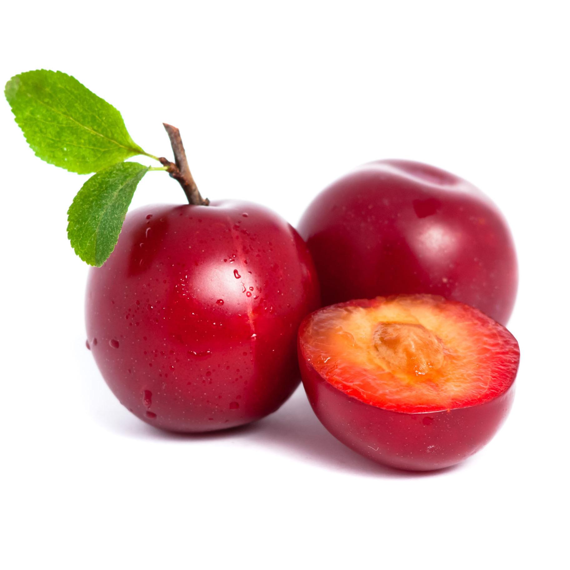 Valor nutricional de la furta: Ciruela