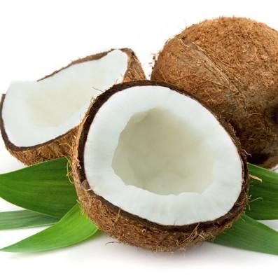 Valor nutricional de la fruta: Coco